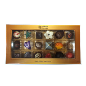 Gift Box 18 gourmet chocolates