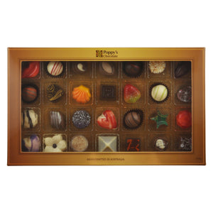 Gift Box 28 gourmet chocolates