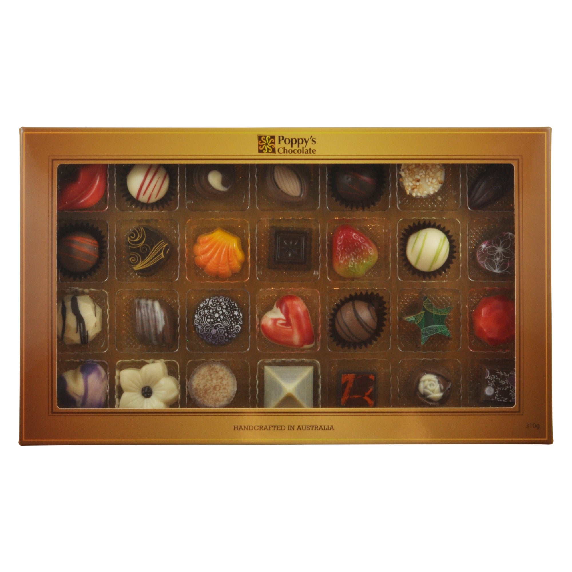 A Custom make Gift Box - select this then choose the chocolates to go in it