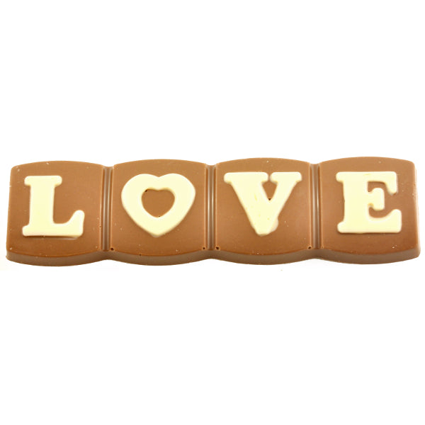 LOVE Bar Milk chocolate 40g