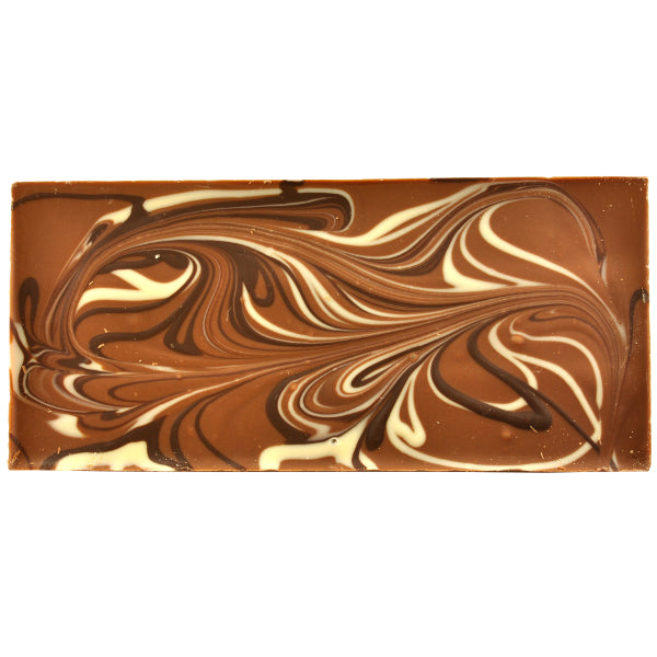 Marbled Chocolate Block 100g