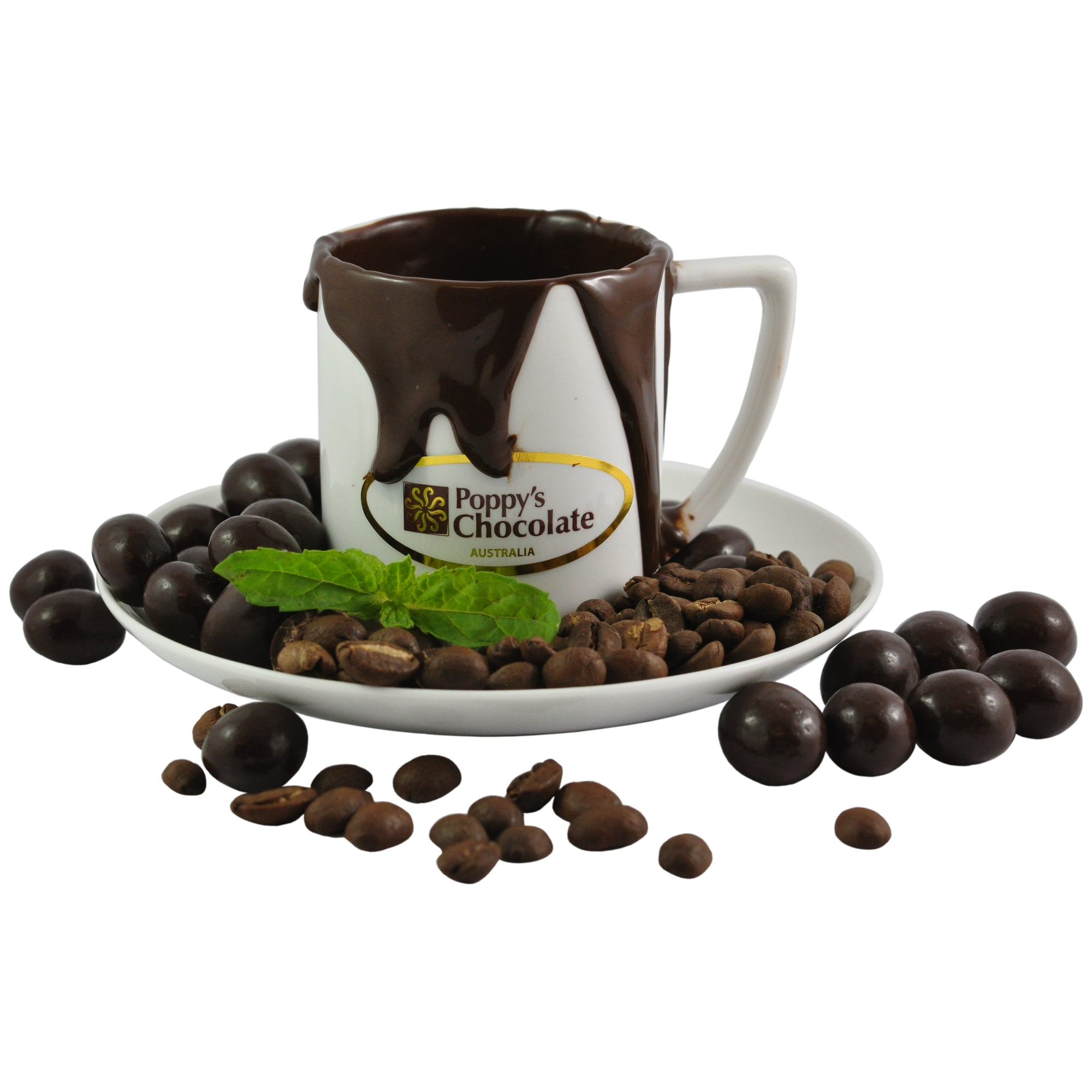 Coffee Beans Coated in Dark Chocolate 150g