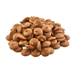 Chocolate Buttons 36% Milk - Gluten Free 5kg