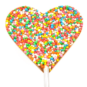 Chocpop Heart Sprinkles