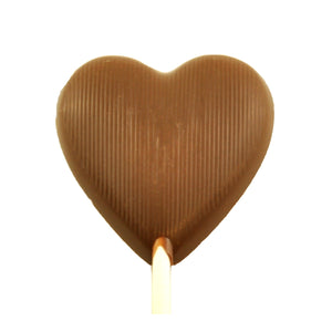 Chocpop Heart Small Milk