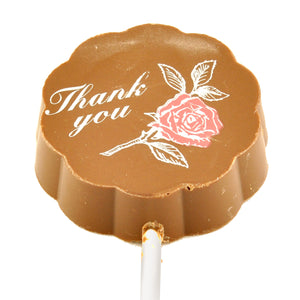 Chocpop Thankyou Milk chocolate