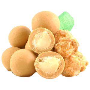 Caramel Chocolate Coated Macadamias 150g