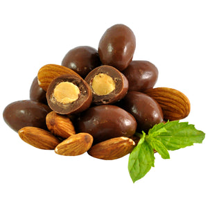 Milk Chocolate Coated Almonds 200g