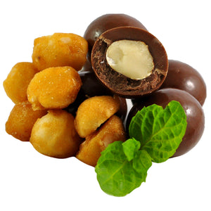 Milk Chocolate Coated Macadamia 150g