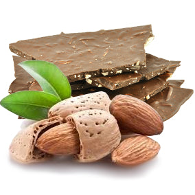 Almond Slivers and Dark Chocolate Bark 100g