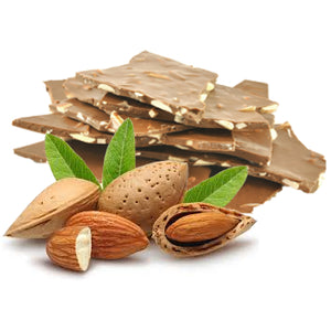 Almond Slivers and Milk Chocolate Bark 100g