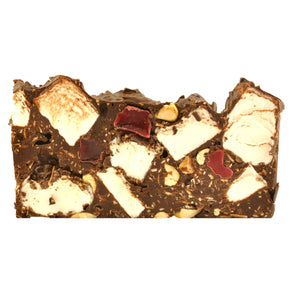 Rocky Road Peanut and jellies dark chocolate 125g