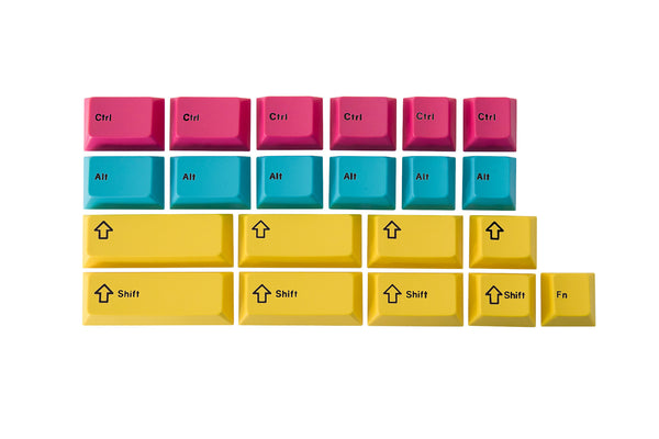 GMK - CMYK Modifiers -  - ADD-ON - Originative