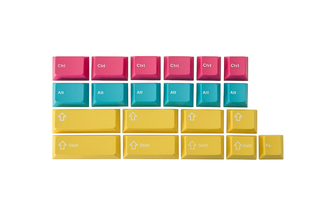 GMK - CMYW Modifiers -  - ADD-ON - Originative - 1
