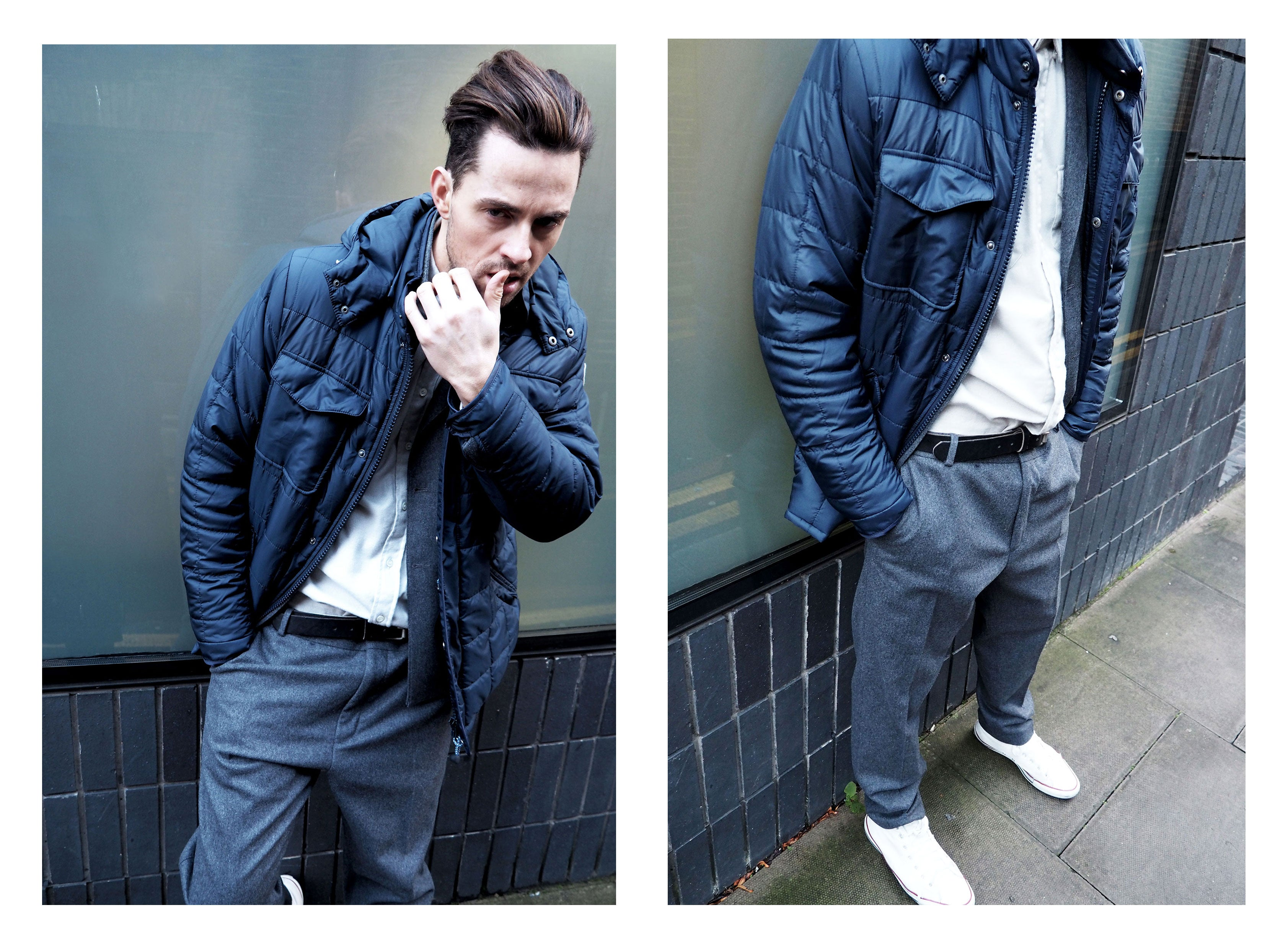 Styling Menswear AIDA Shoreditch
