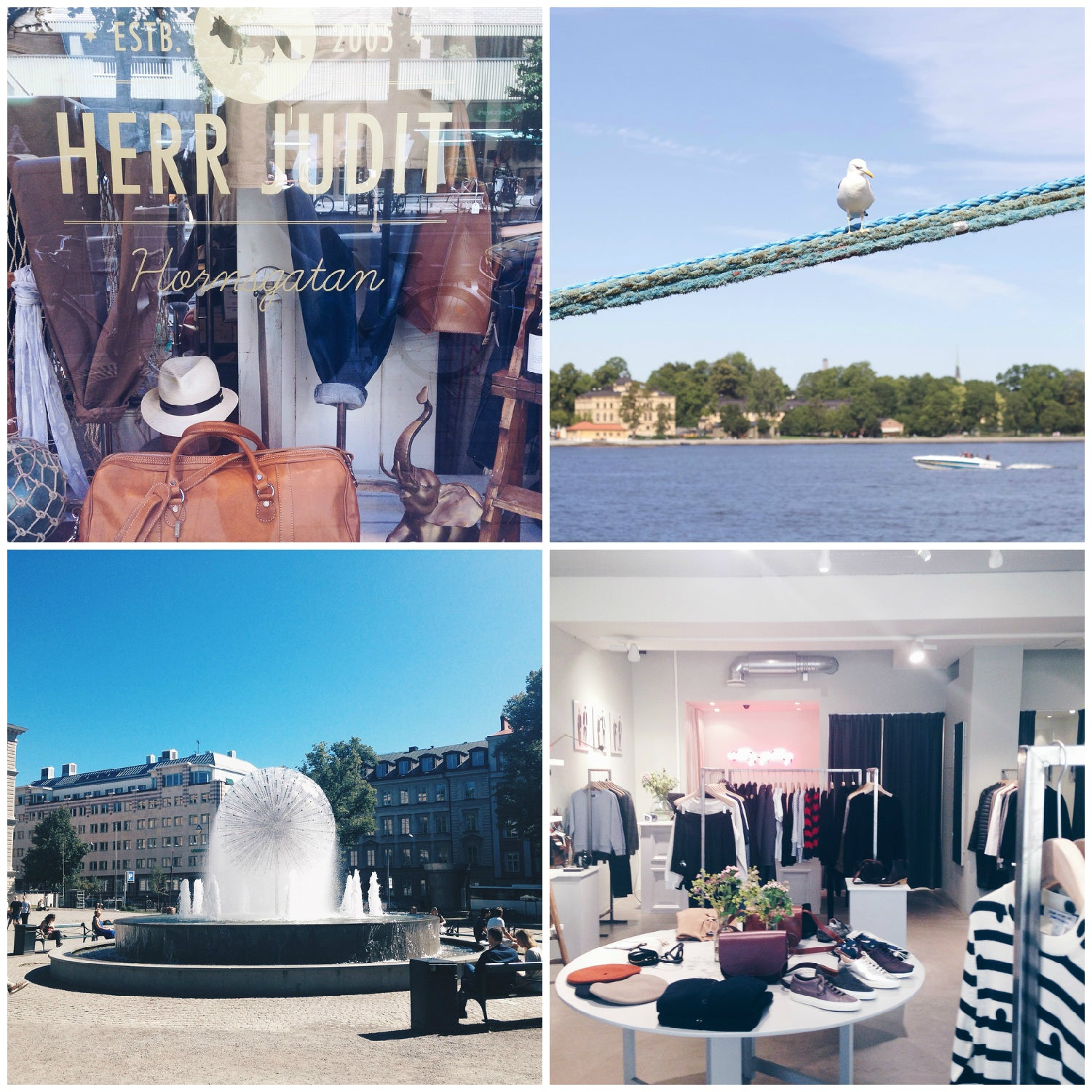 Instagram Travel Guide Stockholm