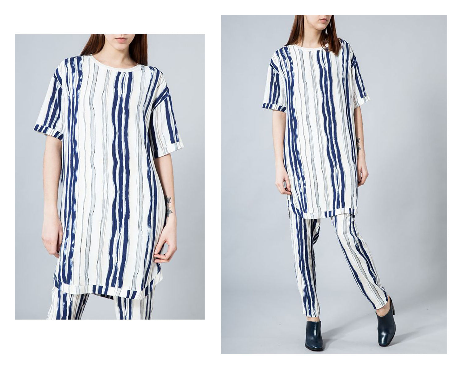 Selected-Femme-Stripe-Co-ord