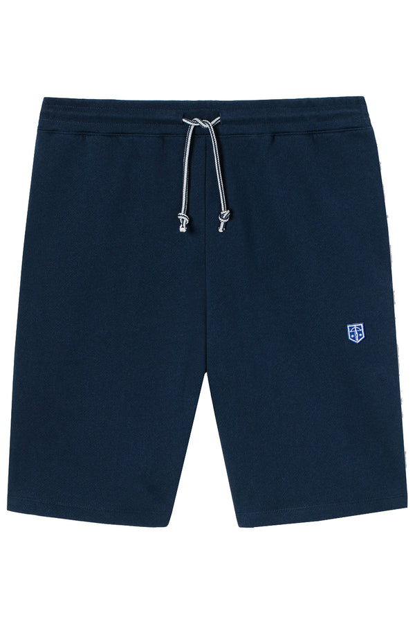 SCHIESSER REVIVAL NAVY VINCENT SHORTS