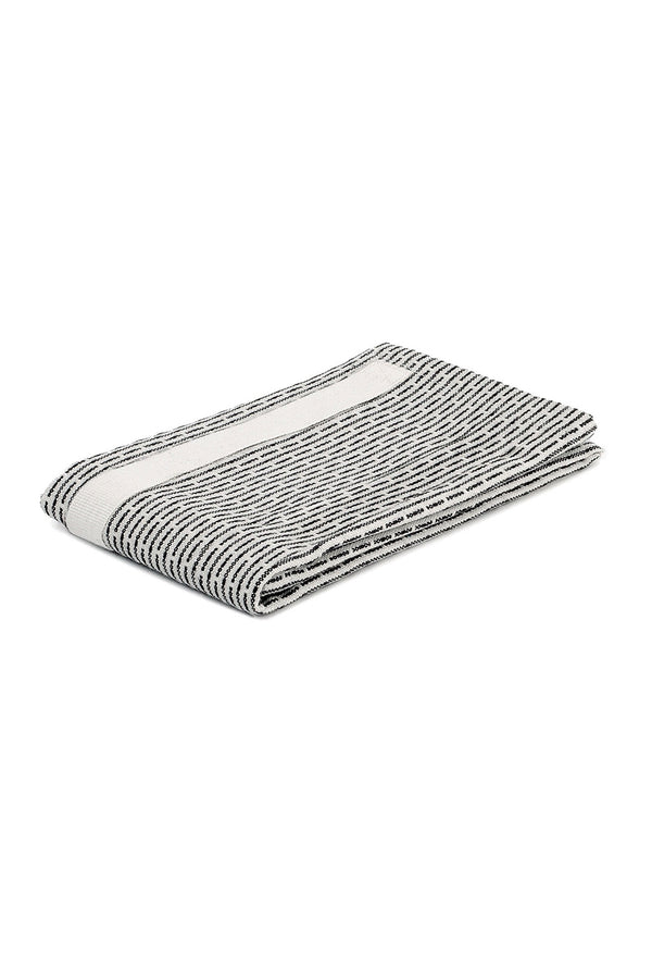 THE ORGANIC COMPANY MORNING GREY LITTLE TOWEL
