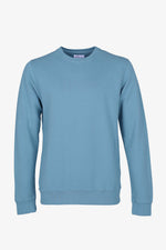 Colorful Standard Stone Blue Classic Organic Crewneck Sweater