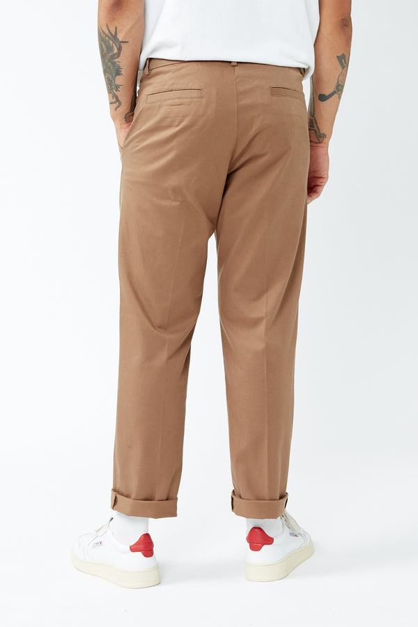 Brown Lincoln Trousers