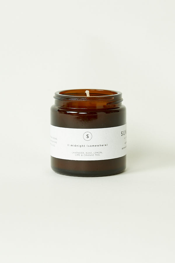 2. Midnight (Somewhere) Candle 120ml