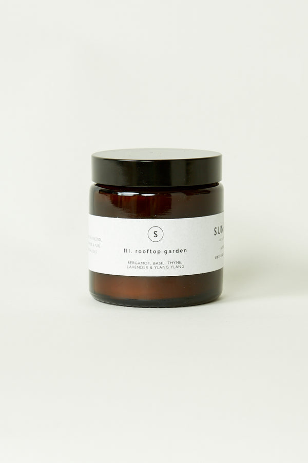 3. Rooftop Garden Candle 120ml