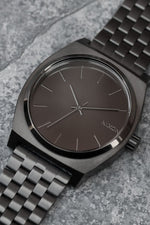 Nixon All Black Time Teller Watch