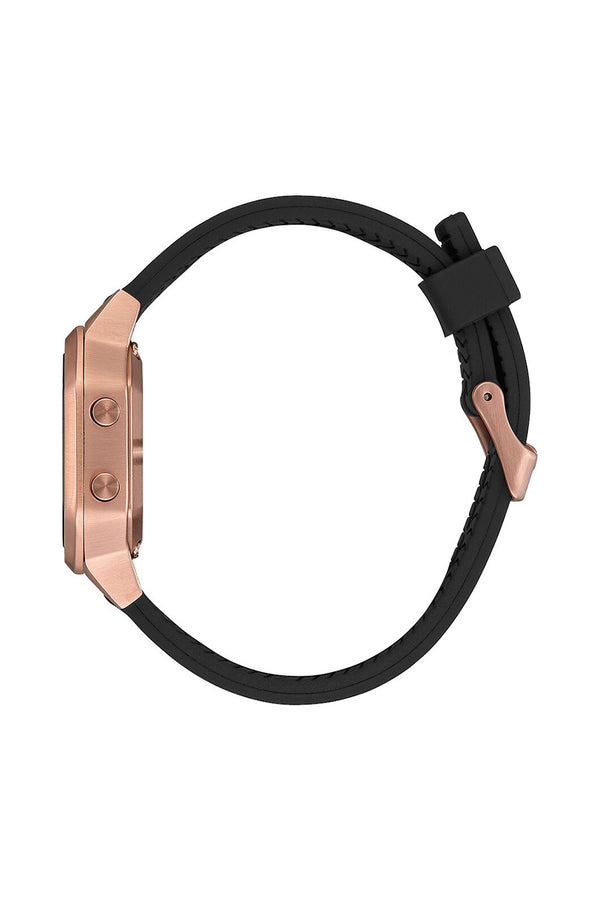 NIXON ROSE GOLD BLACK SIREN SS WATCH