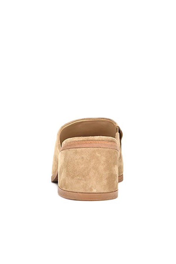 ROYAL REPUBLIQ CAMEL TOWN SUEDE MULE