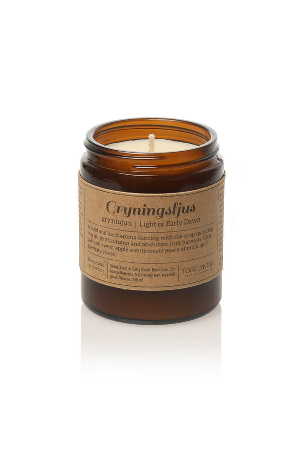 Torplyktan Light of Early Dawn 160ml Candle