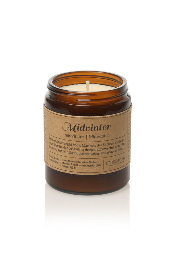 Torplyktan Midwinter 160ml Candle