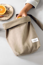 THE ORGANIC COMPANY CLAY LUNCH BAG
