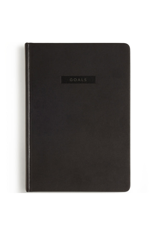 Moxon Black GOALS JOURNAL