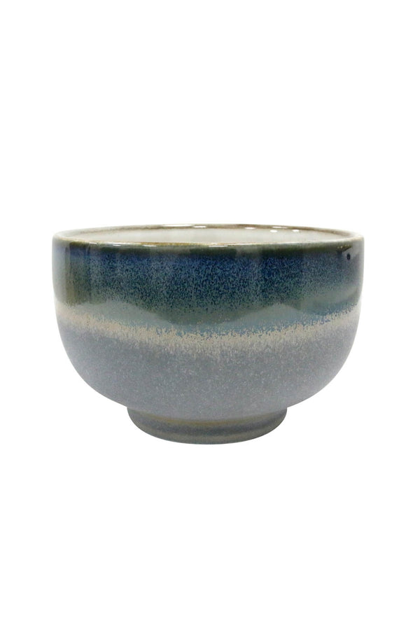 HK Living Ocean Ceramic 70's Bowl