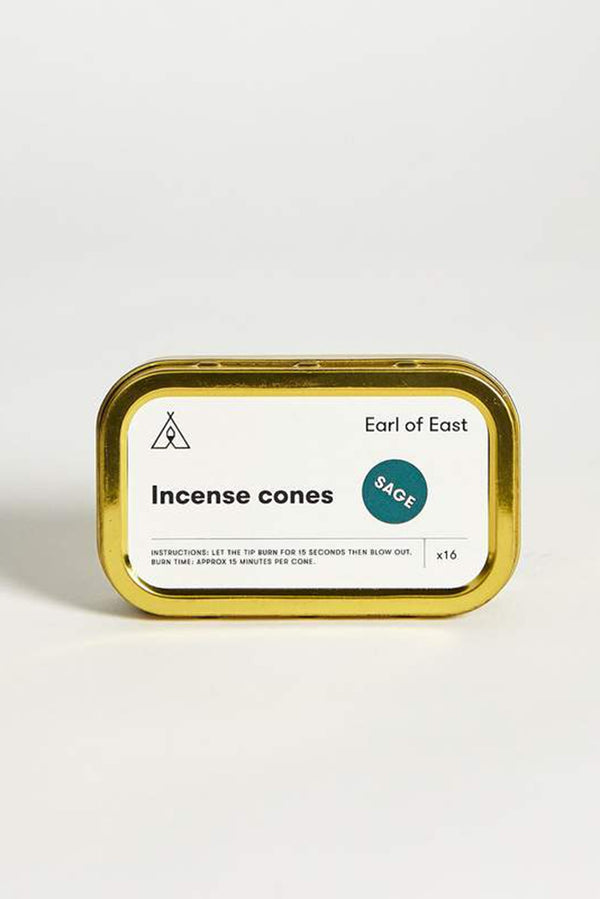 EARL OF EAST SAGE INCENSE CONES