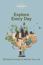 BOOKSPEED 'EXPLORE EVERY DAY' BY LONELY PLANET
