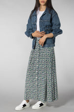 Samsoe Samsoe Forget Me Not 10056 Cinda Skirt