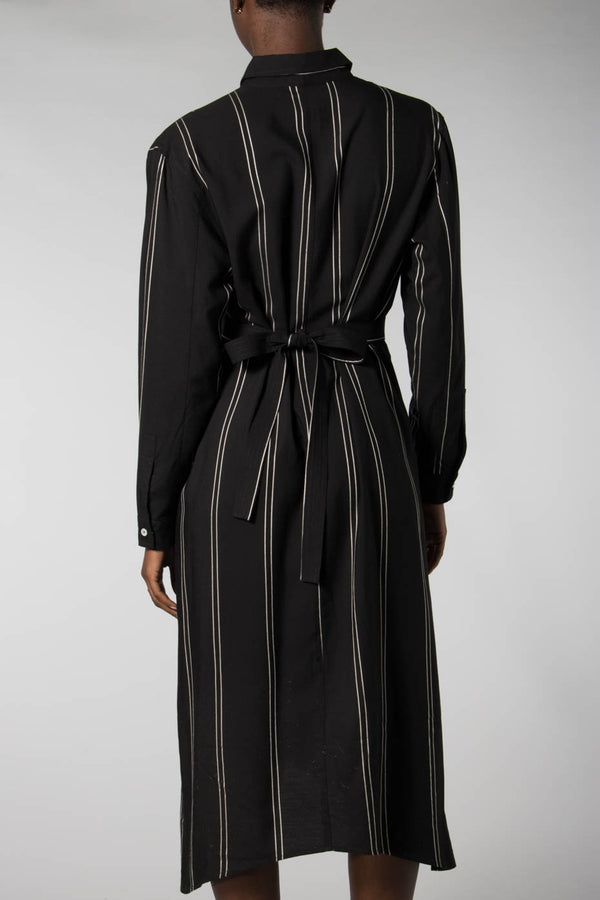 Frisur Black Stripe Savi Dress