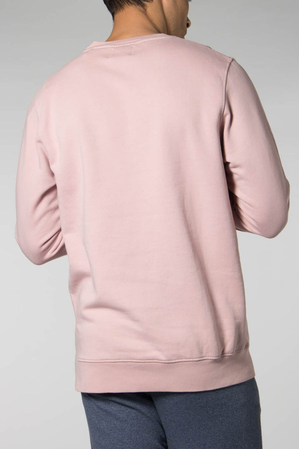 Colorful Standard Faded Pink Classic Organic Crewneck Sweater