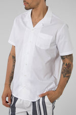 Libertine-Libertine White Cave Dress Shirt