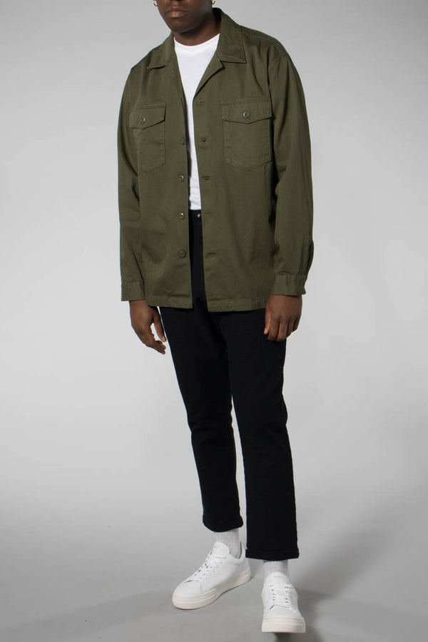 Selected Homme Forest Night James Worker Jacket