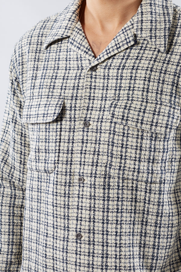 MONO CHECK WORK SHIRT