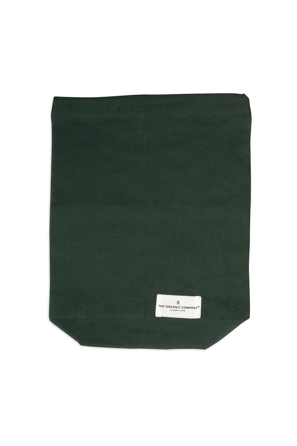 THE ORGANIC COMPANY DARK GREEN FOOD BAG MEDIUM
