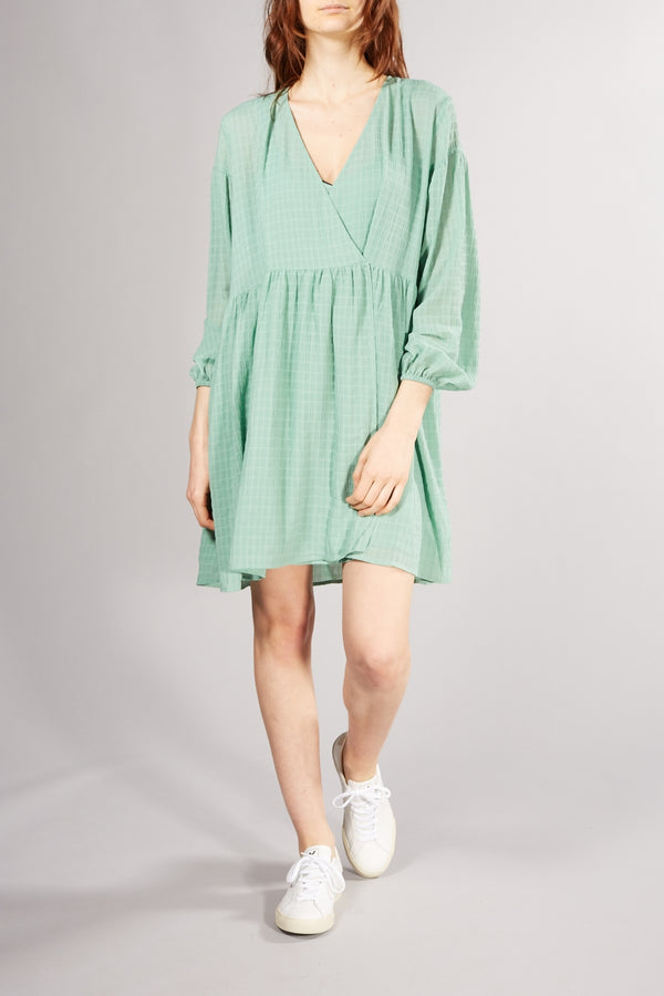 Mint Jolie Short Dress