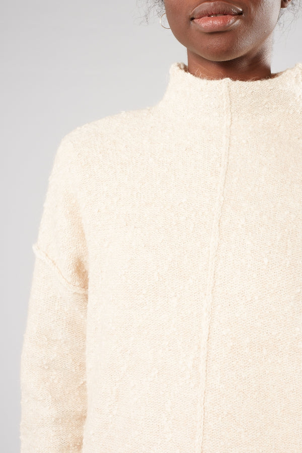 LEVETE ROOM CREAM BEIGE IVANA JUMPER