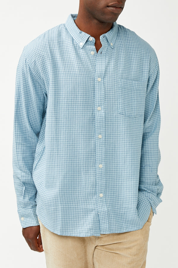 Sky Blue Summertime Shirt
