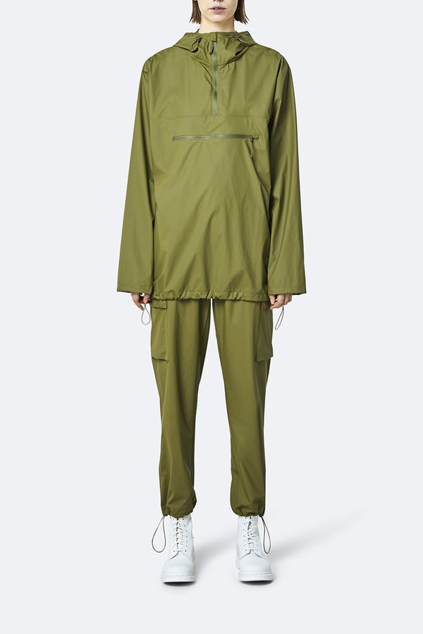 Sage Ultralight Zip Anorak