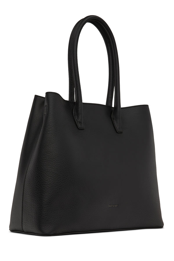 Black Krista Dwell Satchel Bag