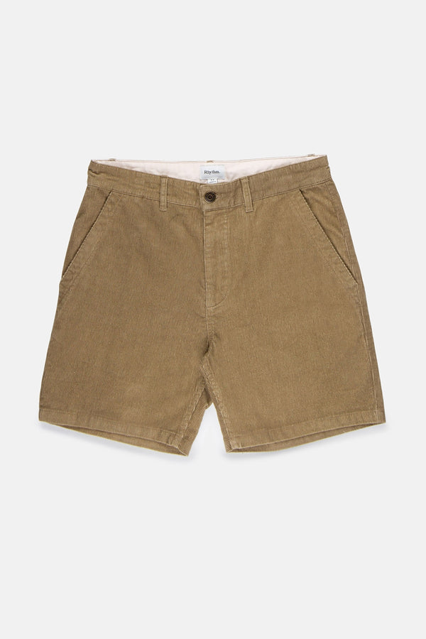 Sand Corduroy Fatigue Walkshort